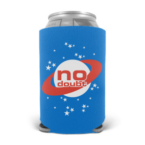 Blue Saturn Koozie