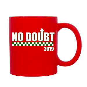 2019 No Doubt Collectible Holiday Mug