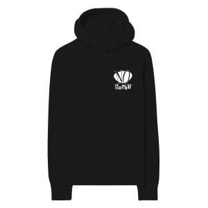 No Doubt Checkered Frame Black Hoodie