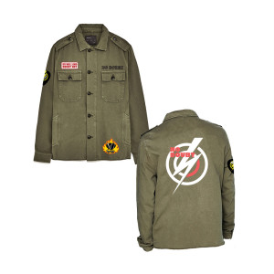 No Doubt Military Jacket