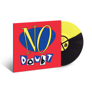 No Doubt Self-titled LP UN-SIGNED