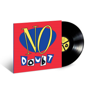 No Doubt Self-Titled 180g Black LP