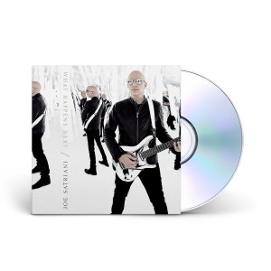 Joe Satriani: What Happens Next CD
