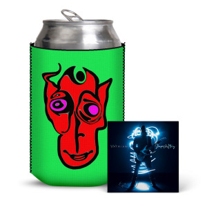 Joe Satriani: Shapeshifting Album + Original Artwork Can Cooler
