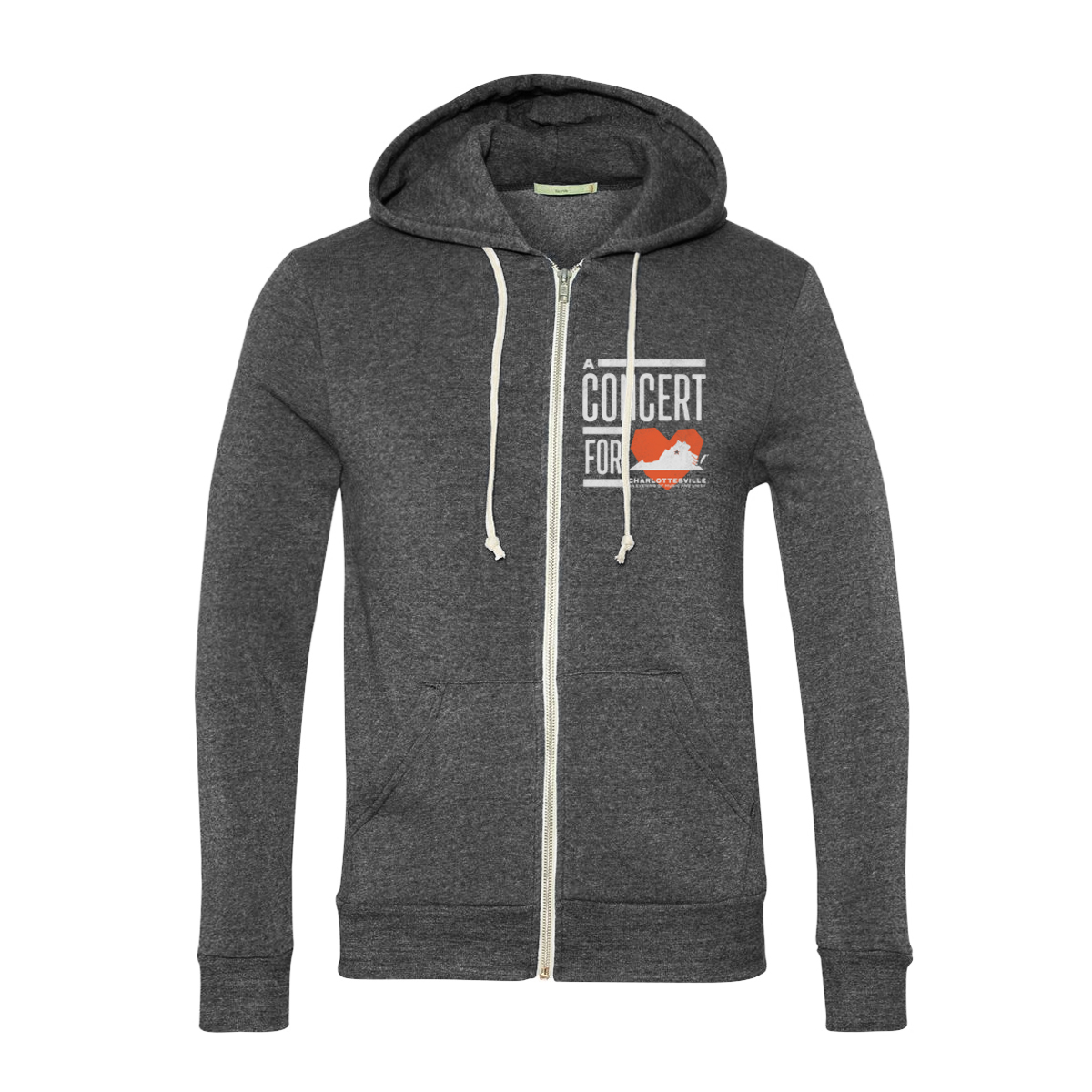 Concert for Charlottesville Hoodie