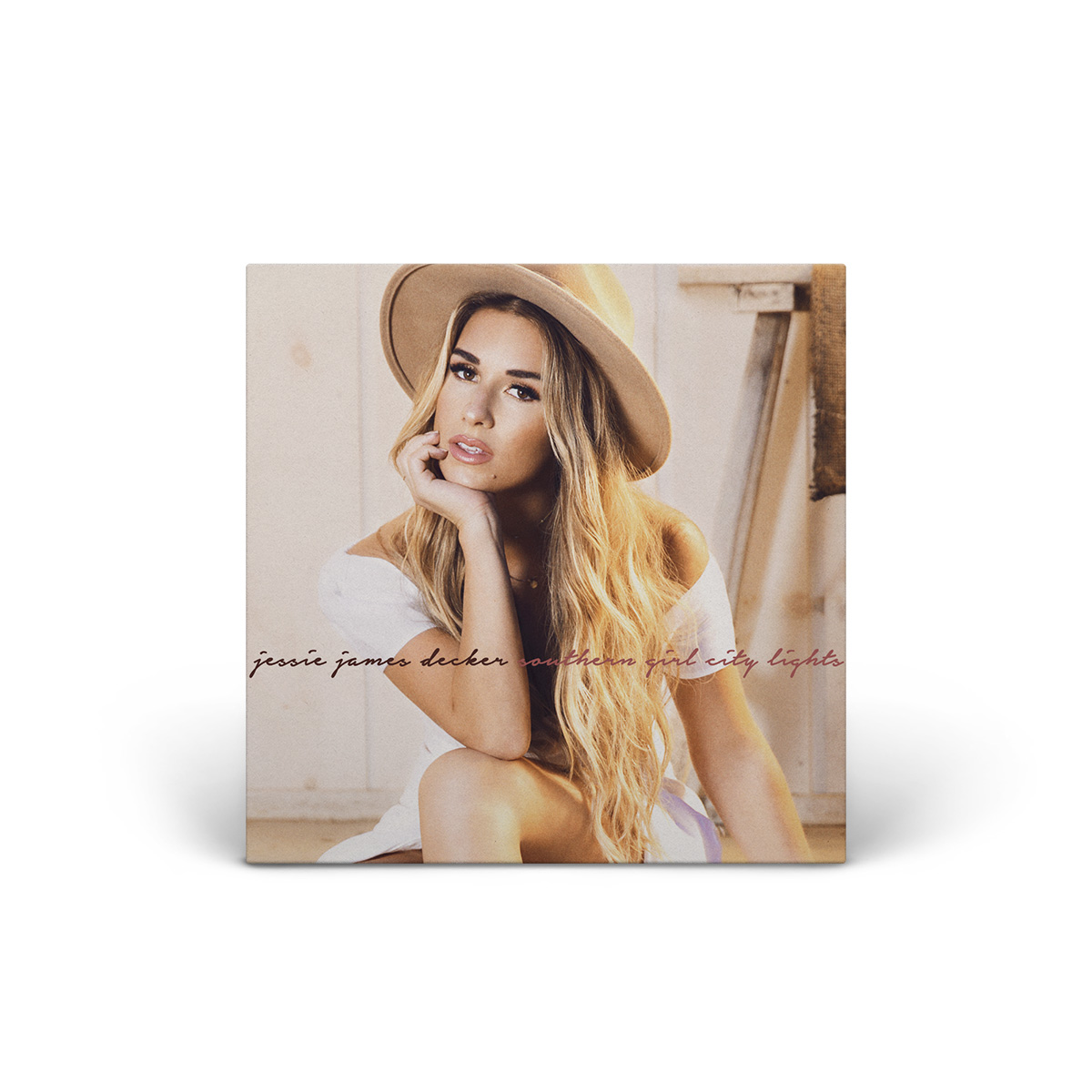 AUTOGRAPHED Jessie James Decker - Southern Girl City Lights CD + Digital Download