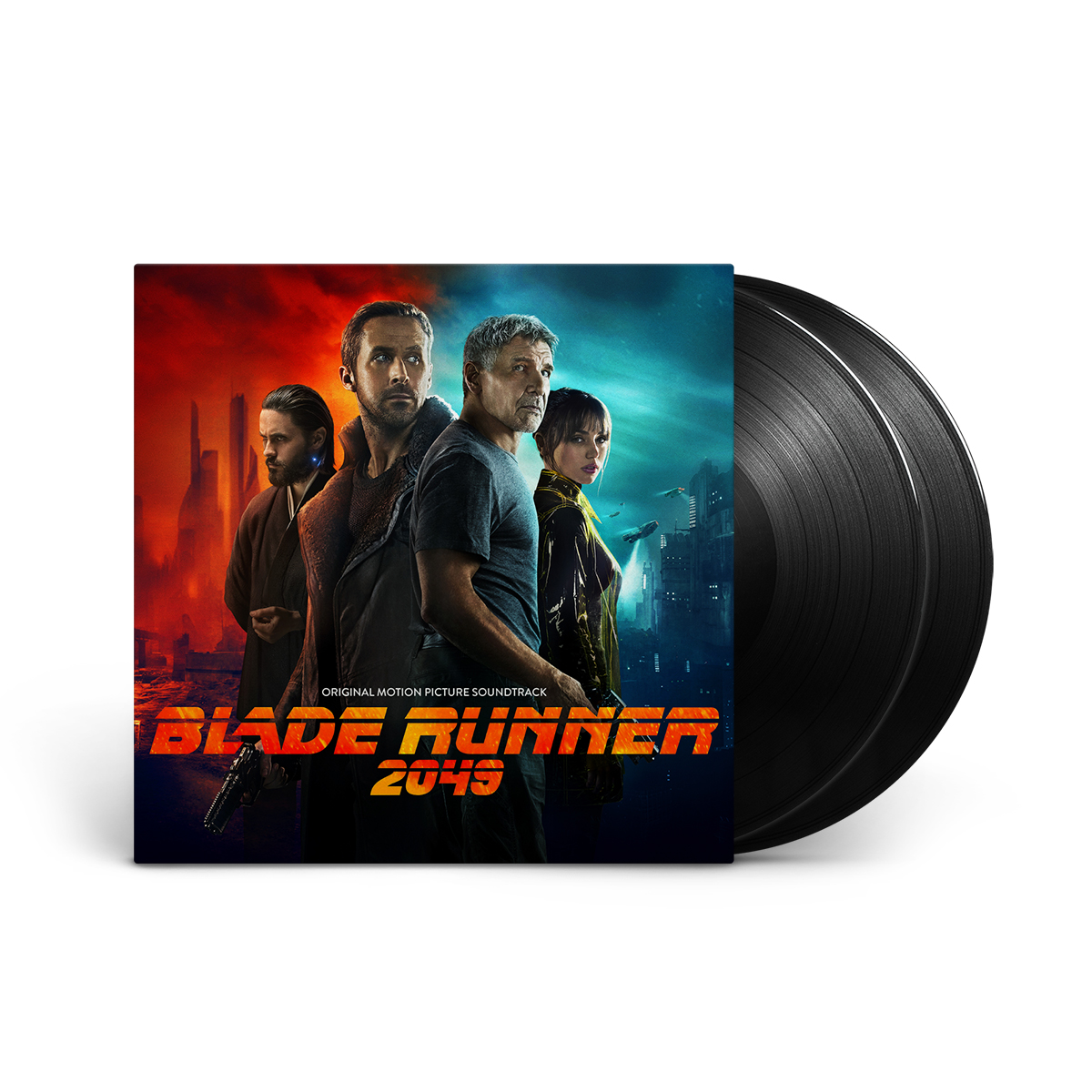 Blade Runner 2049 (Original Motion Picture Soundtrack) Audiophile Listening Edition 2-Disc Vinyl LP