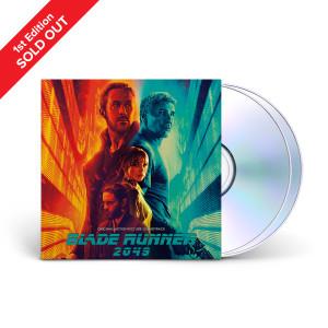 Blade Runner 2049 (Original Motion Picture Soundtrack) 2-CD Set + Download