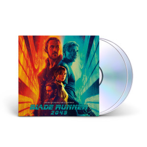 Blade Runner 2049 Soundtrack CD