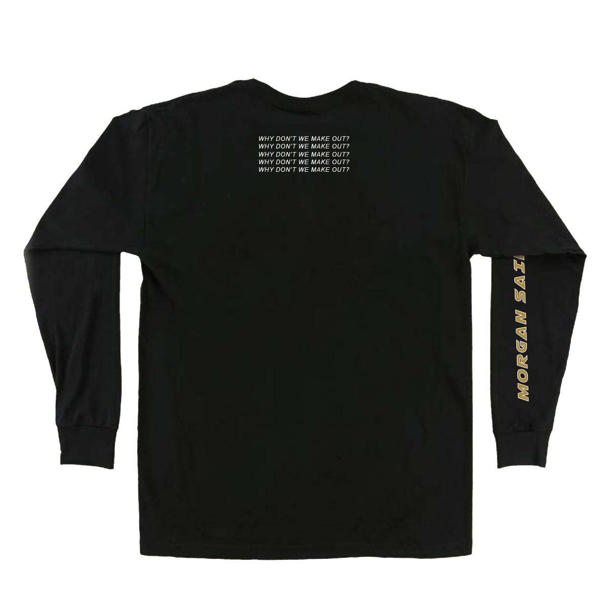Morgan Saint Just Friends Long-Sleeve T-shirt + Digital Album
