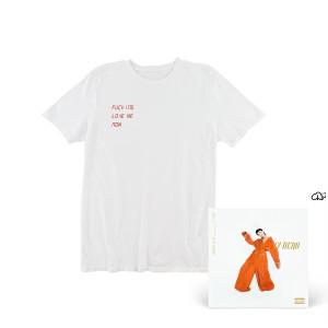 Morgan Saint Fucking Love Me Now T-shirt + Digital Album