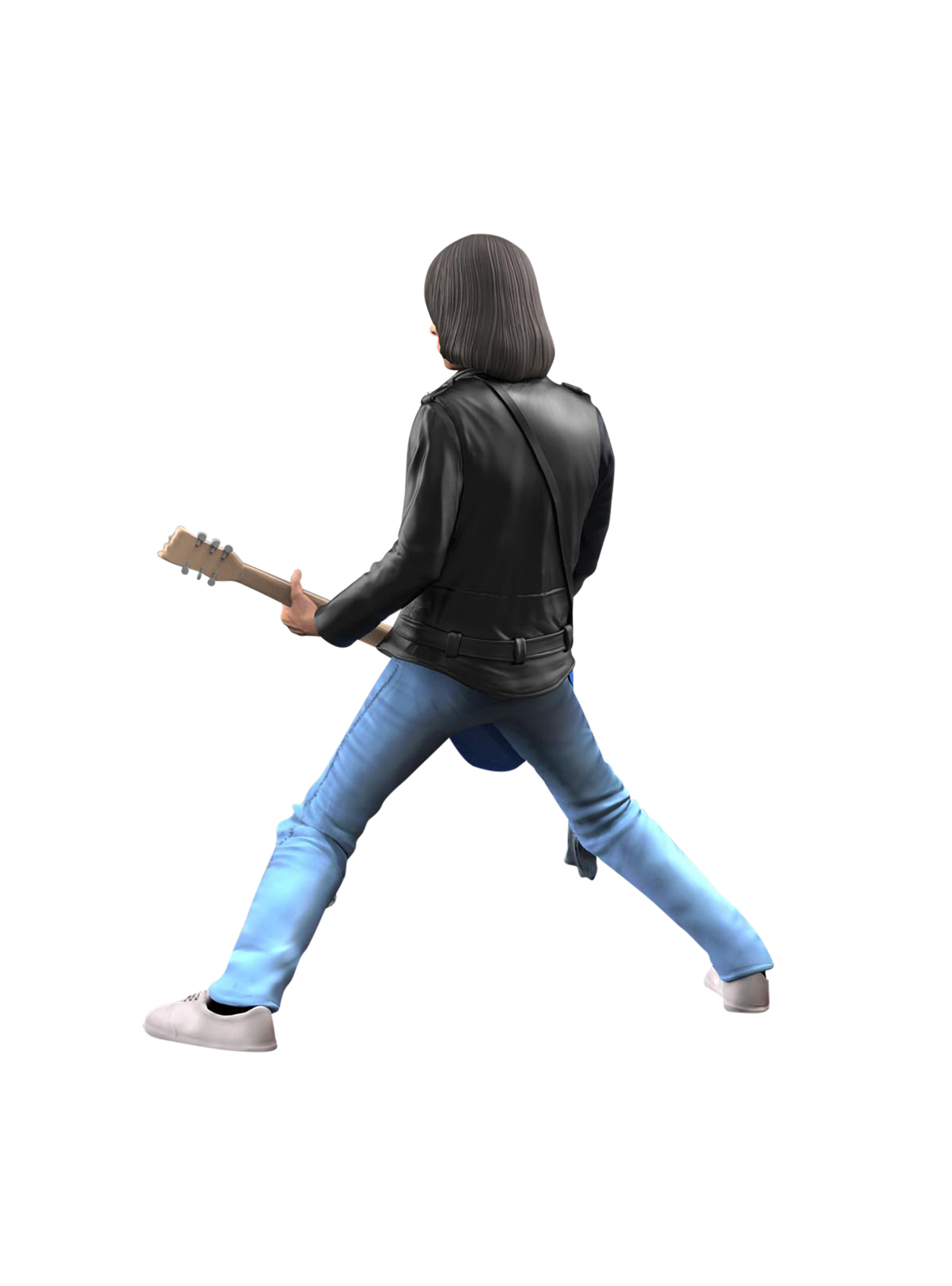 LIMITED EDITION JOHNNY RAMONE™ ROCK ICONZ STATUE