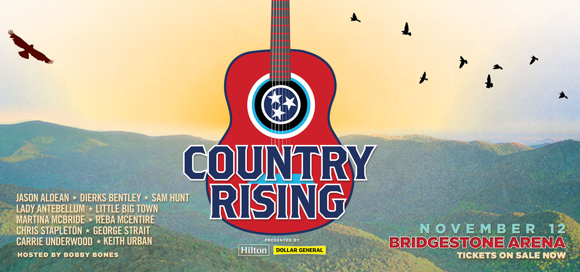 Country Rising