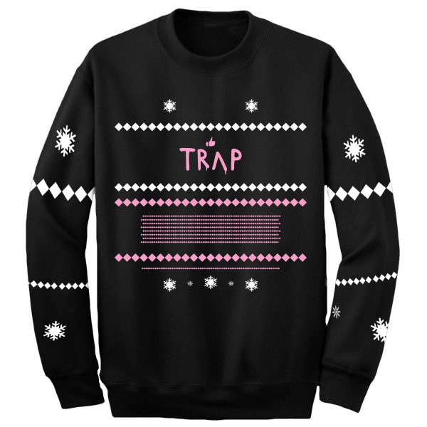 Trap Ugly Christmas Sweater Shop The 2 Chainz Official Store