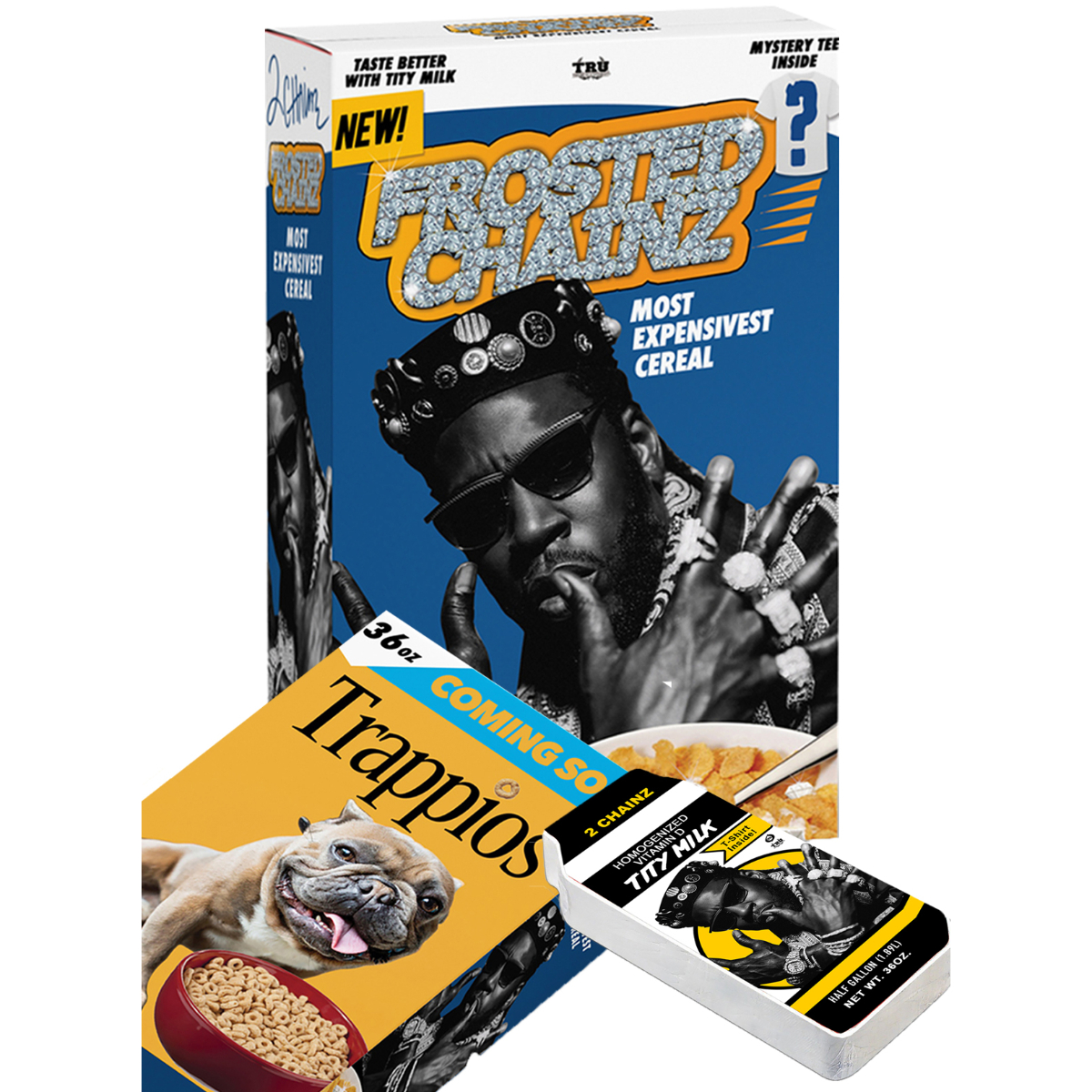 Frosted Chainz & Tity Milk Bundle + Download