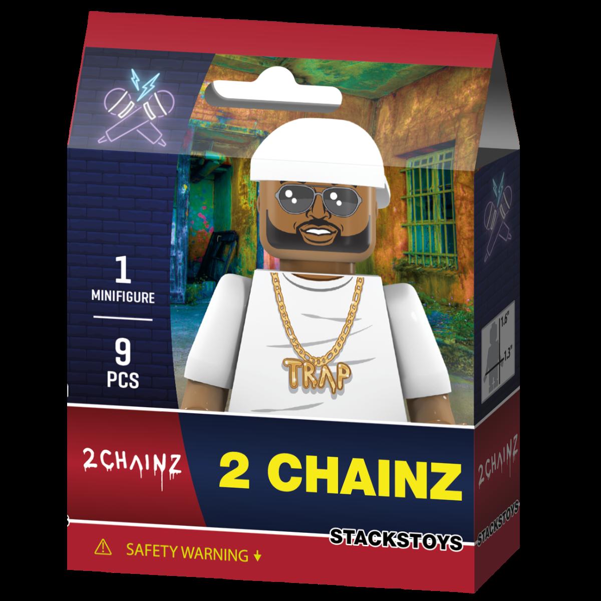 2 Chainz Minifigure