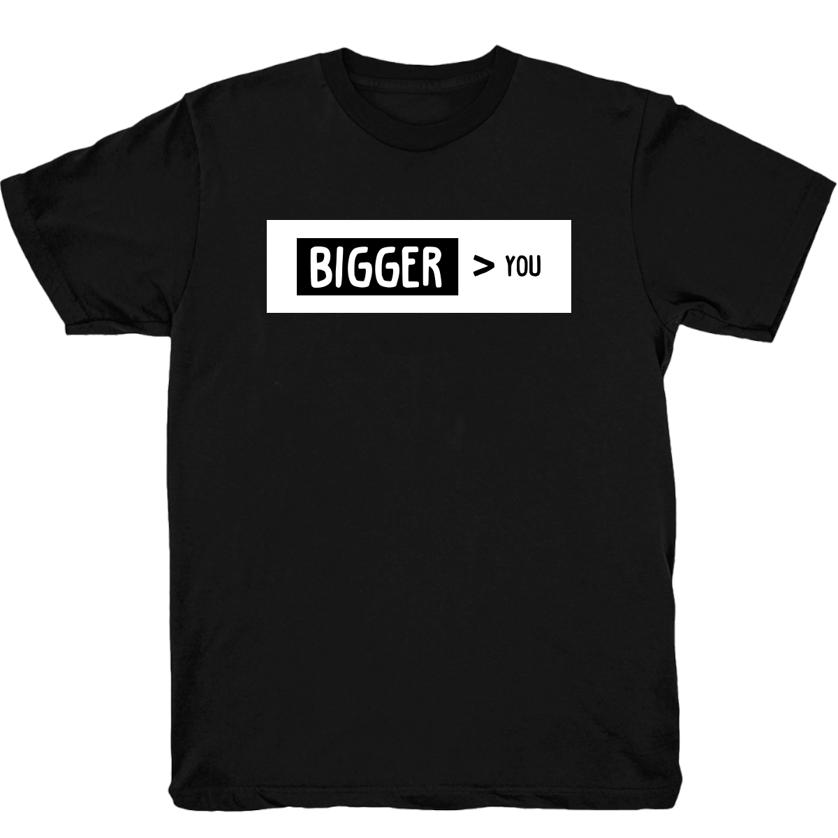 Bigger Than You Box T-Shirt