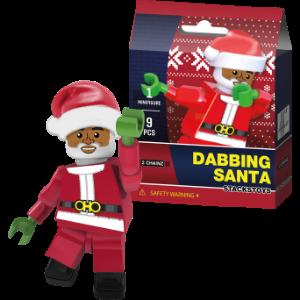 2 Chainz Dabbing Santa Minifigure