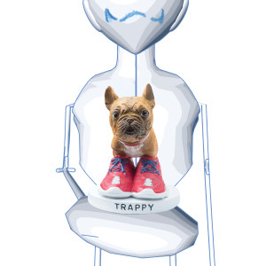 Trappy Reaction Bobblehead + Download