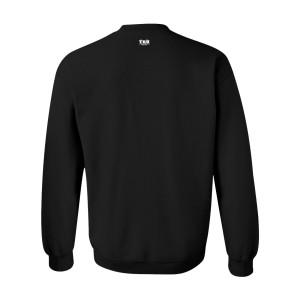 Black Classic Dabbing Black Mrs Claus Ugly Black Sweater