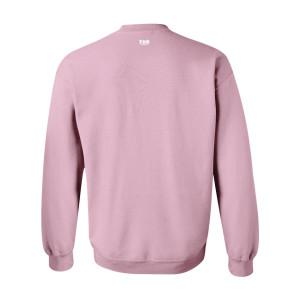 Dabbing Santa Traphouse Crewneck Sweater [Pink]