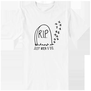 2 Chainz Sleep When U Die T-Shirt