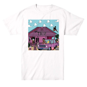 2 Chainz 90's Trap T-Shirt