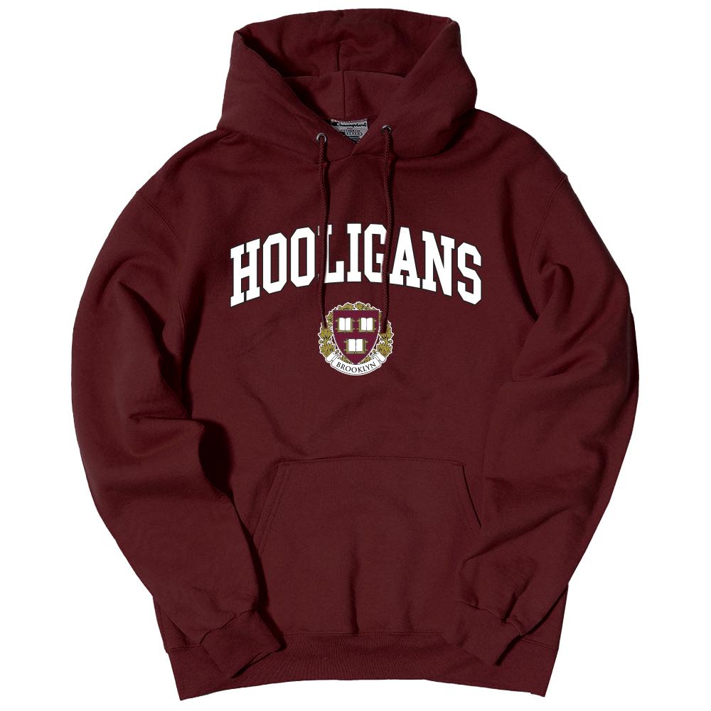 Brooklyn Hooligans Hooded Sweatshirt