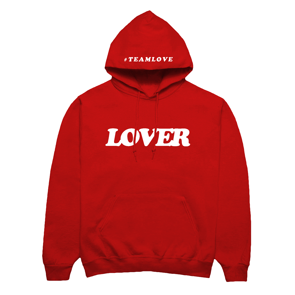 Lover Hooded Sweatshirt