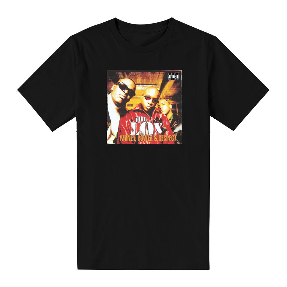 The Lox Cover T-Shirt