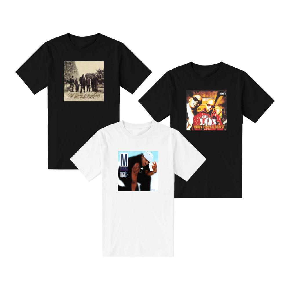 Album T-Shirt Bundle