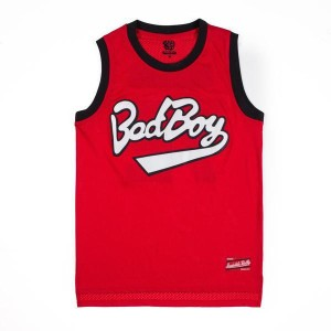 Bad Boy Basketball Jersey