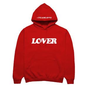 Lover Hooded Sweatshirt