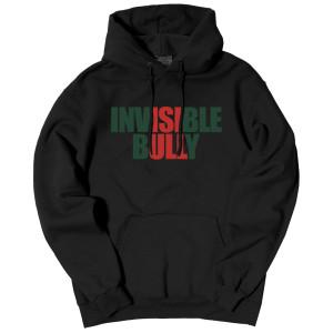 Invisible Bully Logo Hooded Sweatshirt