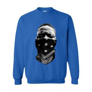 Biggie Bandana Crewneck Sweatshirt