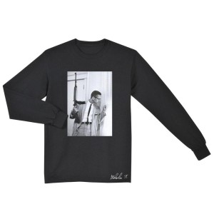By Any Means L/S Shirt [Black]
