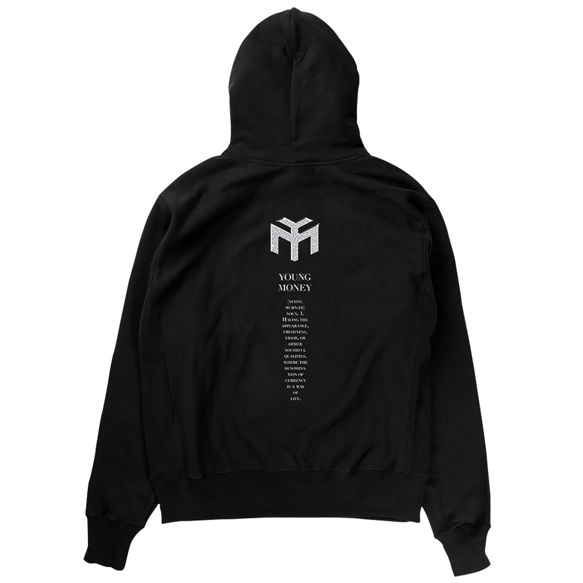 Young Money Arch Hoodie [Black]