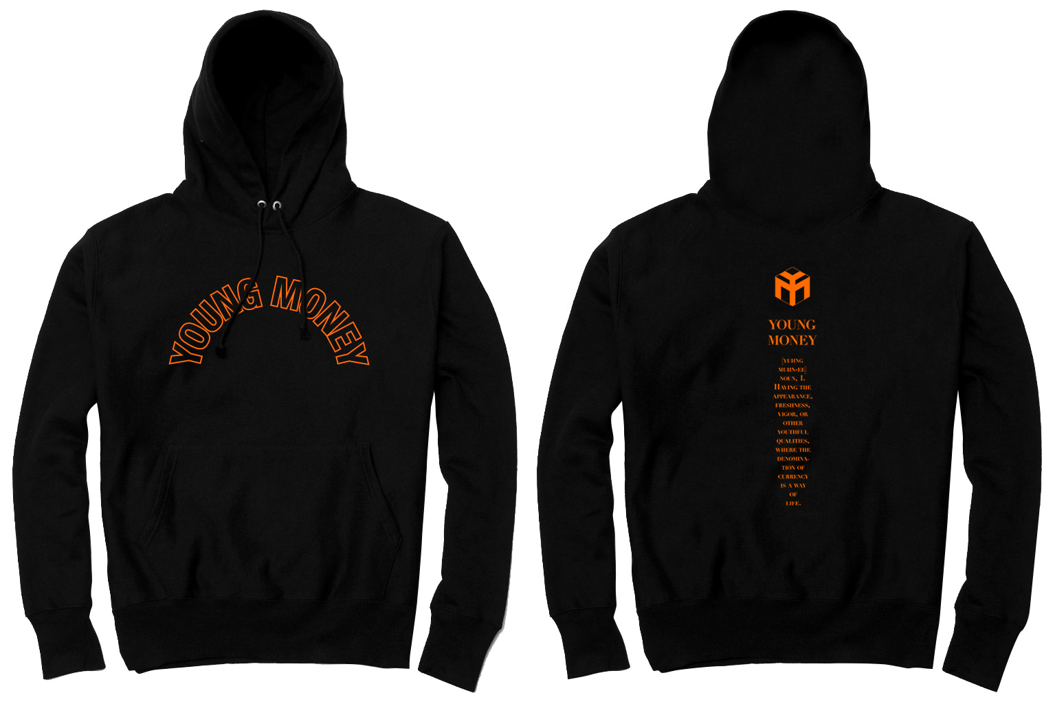 YME Arch Hoodie