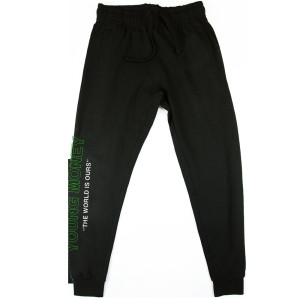 YME The World is Ours Joggers