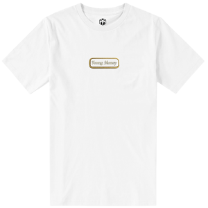 Young Money Gold Bar T-Shirt [White]