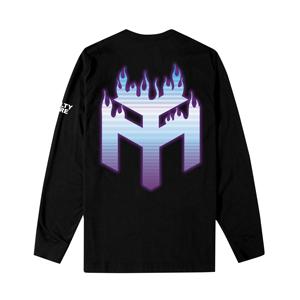 Flames LS T-shirt