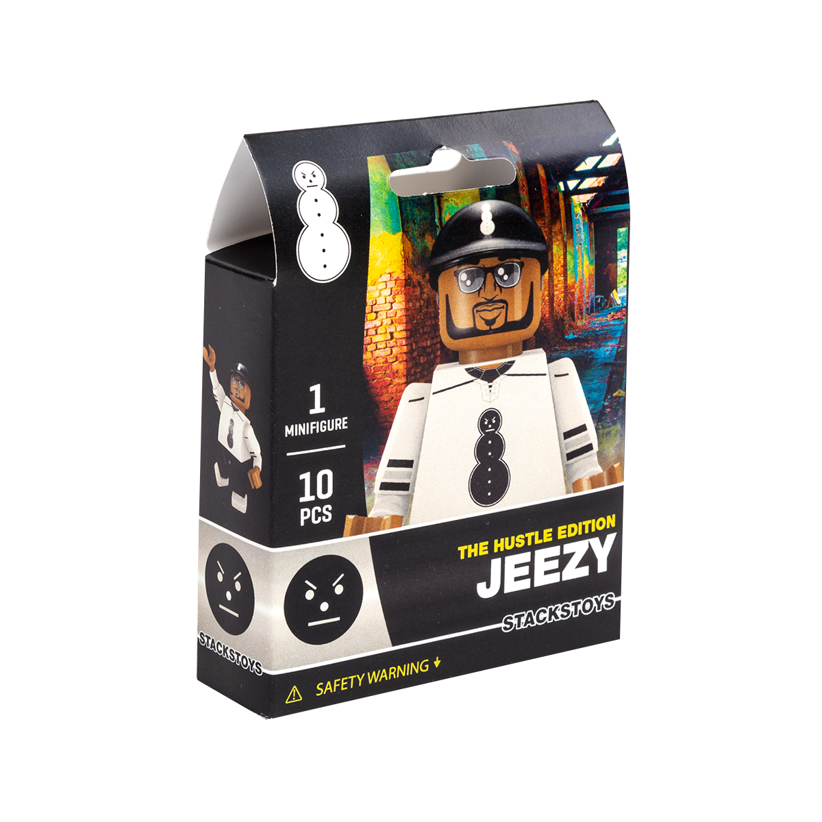 Jeezy The Hustle Edition Minifigure