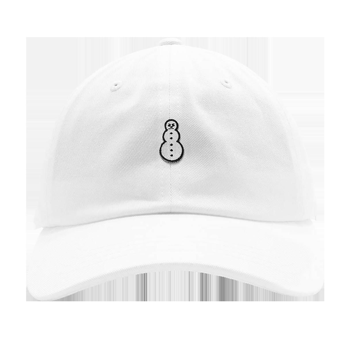 Snowman Dad Hat