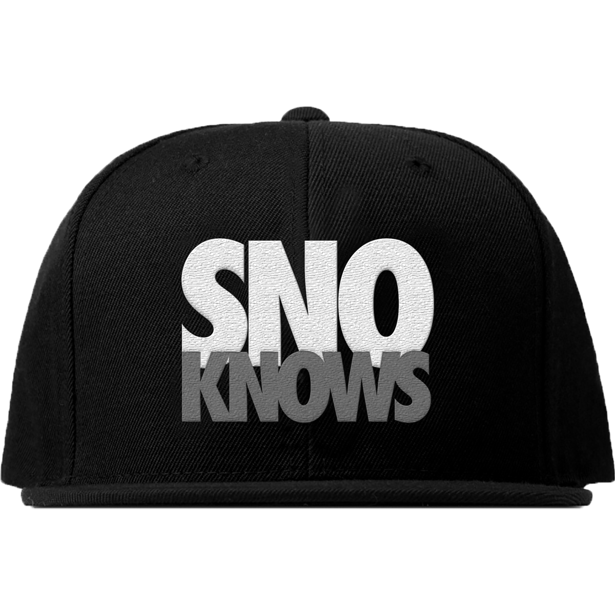 SnoKnows Snapback  + TM104 Digital Download
