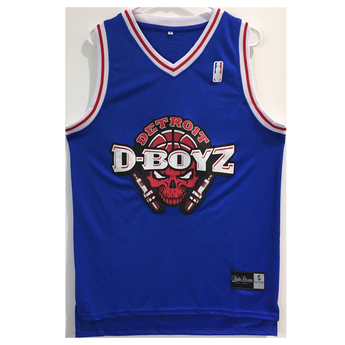 Detroit D-Boyz Jersey