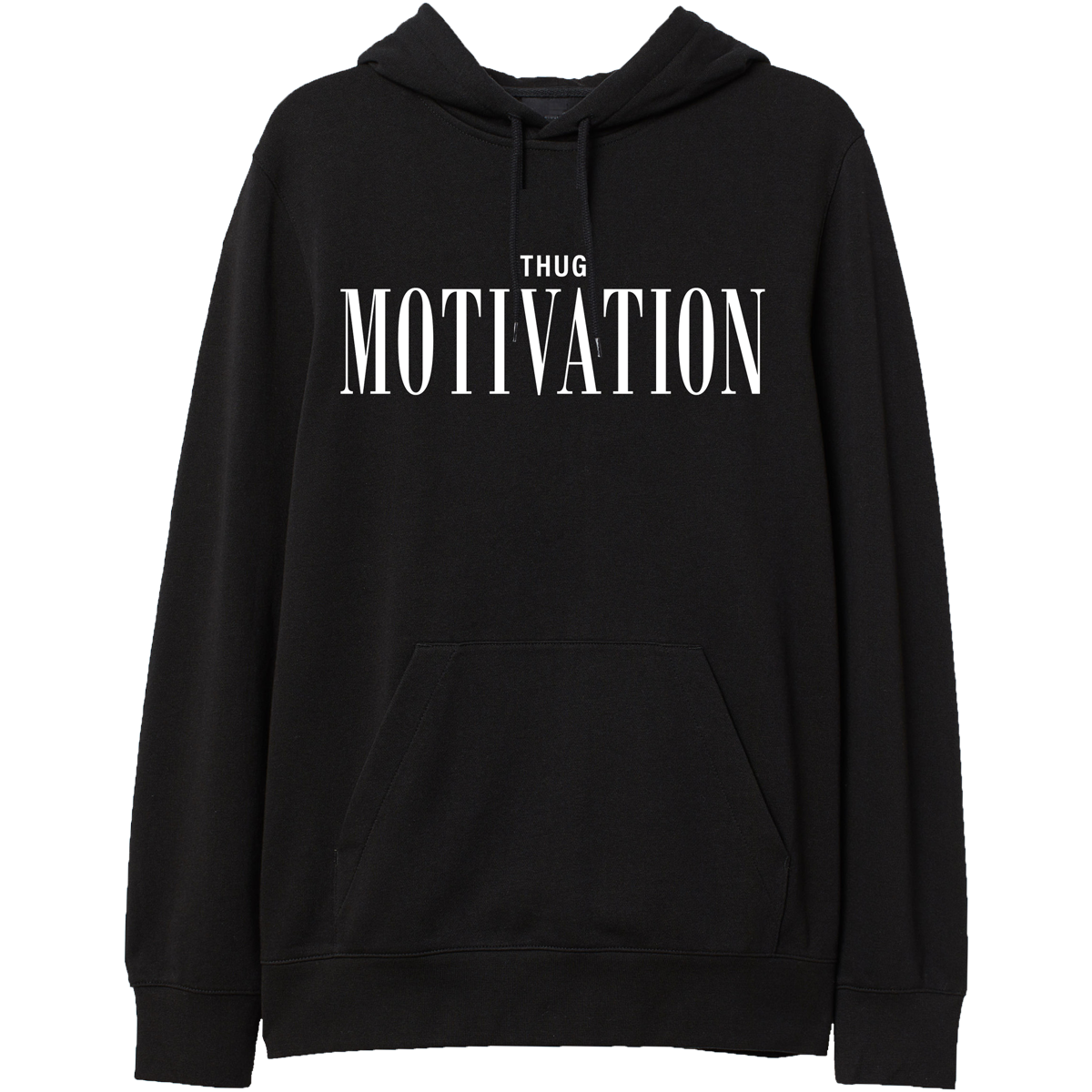 Thug Motivation Hoodie & TM104 Digital Download