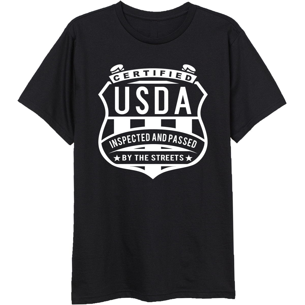 Certified USDA T-Shirt & TM104 Digital Download
