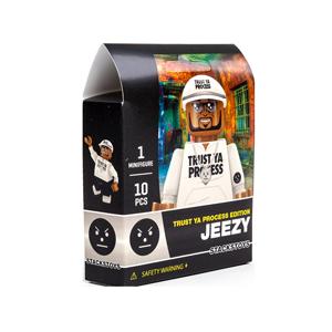 Jeezy Trust Ya Process Edition Minifigure