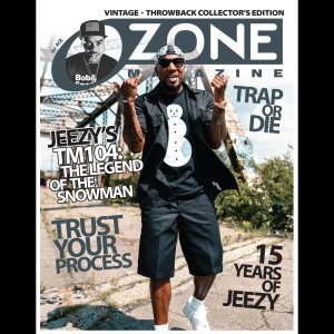 Jeezy Special Edition OZONE Magazine & TM104 Digital Album Download
