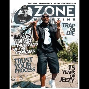Jeezy Special Edition OZONE Magazine & TM104 Digital Album Download